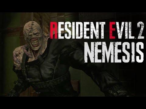 Resident Evil 2 Remake Nemesis Mod at Resident Evil 2 (2019) Nexus