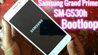 How to Overcome Samsung J2 Prime, Total Dead Stock Logo Without PC.