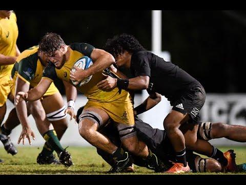 Full replay: Oceania U20s - Junior Wallabies vs New Zealand