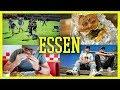 FIVE GUYS Und FOOTBALL In Essen mp3