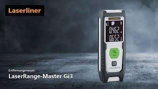 Laserliner - LaserRange-Master Gi3 - 080.836A