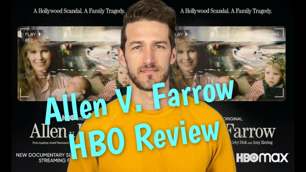 Allen V  Farrow HBO Review #AllenVFarrow #AllenVFarrowReview