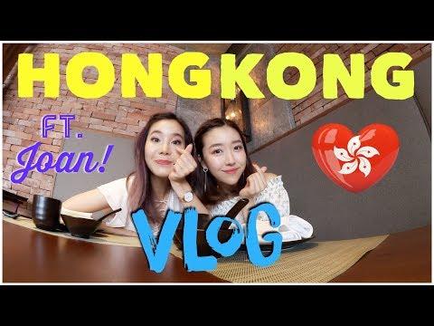 VLOG: HONGKONG TRIP!