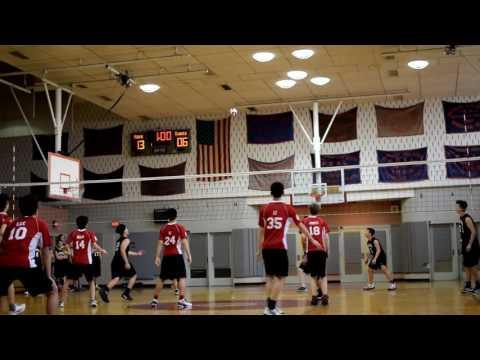Nicholas Kim Stuyvesant High School Volleyball 2017