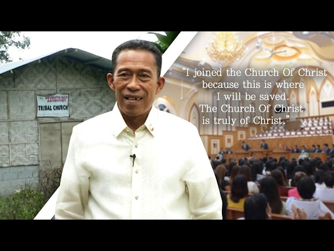28 years a Lay Preacher of the Seventh Day Adventist Church, now Iglesia Ni Cristo member