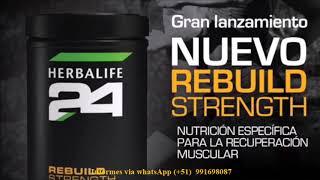 REBUILD STRENGTH CLASE POR CARLOS JARAMILLO