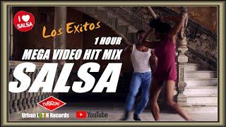 SALSA 2018 - SALSA 2018 MIX ► 1H LO MEJOR SALSA MIX 2018 ► LATIN HITS 2018 2017 Video
