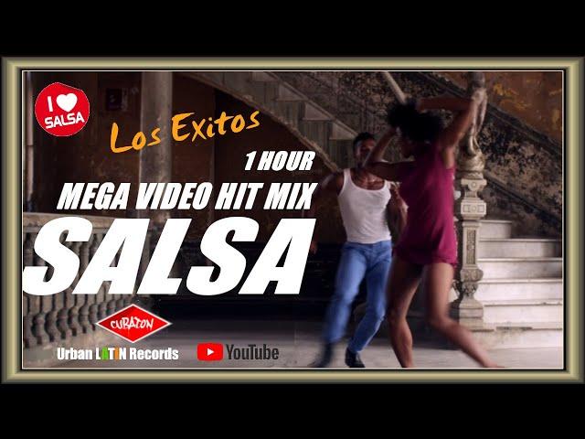 SALSA 2018 - SALSA 2018 MIX 1H LO MEJOR SALSA