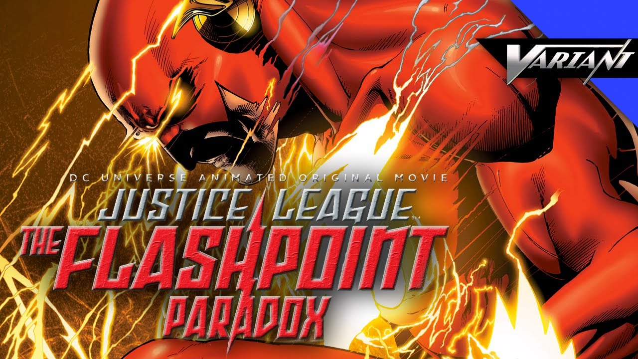 Download Justice League: The Flashpoint Paradox Review & Flash TV Series!