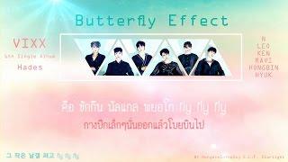 [Karaoke+Thaisub] VIXX - Butterfly Effect (나비 효과)