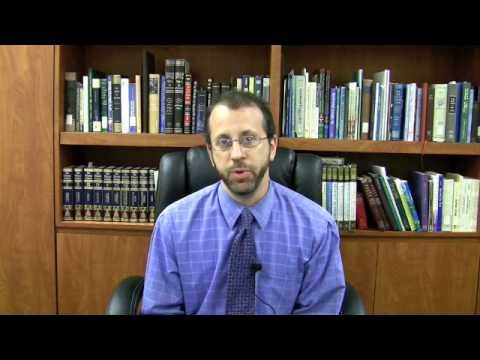 From the Bima - Featuring Rabbi Jason Rosenberg