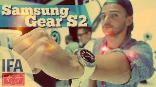Обзор Samsung Gear S2 - Самые удобные смарт часы