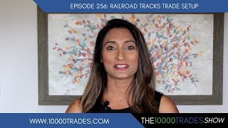 Episode 256 Railroad Tracks Trade Setup  | Best Candlestick Patterns | Forex Trading Tips