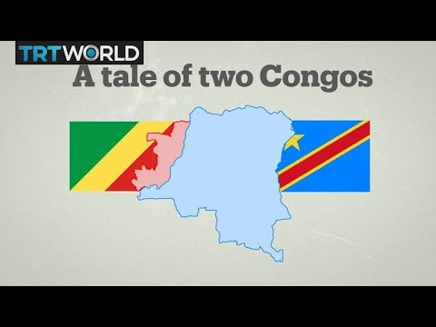 Why are there two Congos?