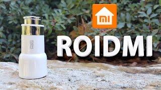 Xiaomi ROIDMI FM Transmitter - Распаковка и обзор [GearBest]