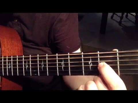 How To Play a D Chord On Guitar- Beginner Step By Step Lesson 1