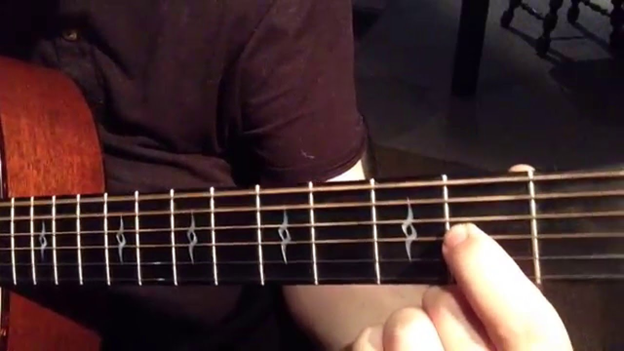 How To Play A D Chord On Guitar Beginner Step By Step Lesson 1