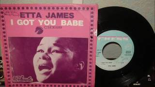 ETTA  JAMES      I GOT YOU BABE