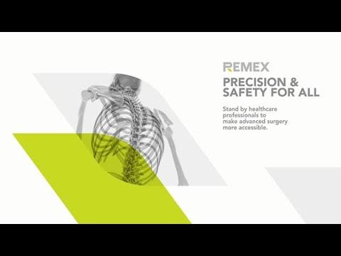 REMEX瑞鈦骨科手術導航系統