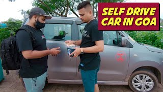 HOW TO RENT A SELF DRIVE CAR IN GOA - Complete Guide(Cost, Documents, Car Rental Co, Online booking) screenshot 3