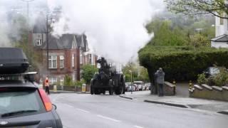 mclaren road locomotive gigantic on the london to brighton