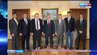 Пензенской области предложено официальное партнерство в Италии