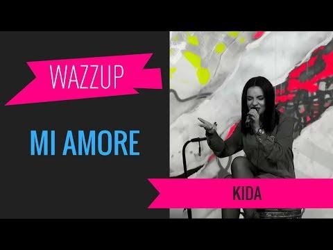 Kida - Mi Amore ft. Enur | WAZZUP Acoustic