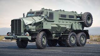 Top 10 heavy armored vehicles