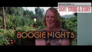"Editor Dylan Tichenor, ACE on Editing an Ensemble in ""Boogie Nights"""