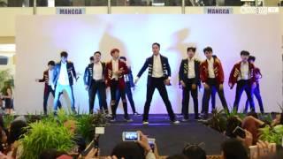 Video [HD] 161218 SEVENTEEN_BOOMBOOM (DANCE COVER) by SEVENTEAM download MP3, 3GP, MP4, WEBM, AVI, FLV Juli 2018