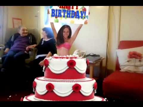 Birthday Cake Girl YouTube