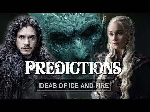 Game of Thrones Season 7 Predictions (Previously Live)