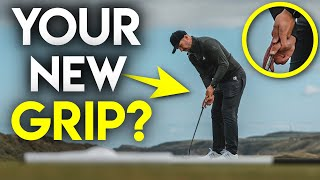 Is THIS your new golf putting grip?