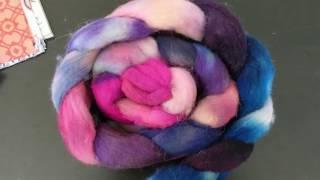 Sit and Spin 01: Prairie Dye Studio Fine Shetland Braid