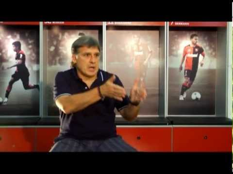 Entrevista a Gerardo Martino - Newell's de mi vida TV - 22/12/12