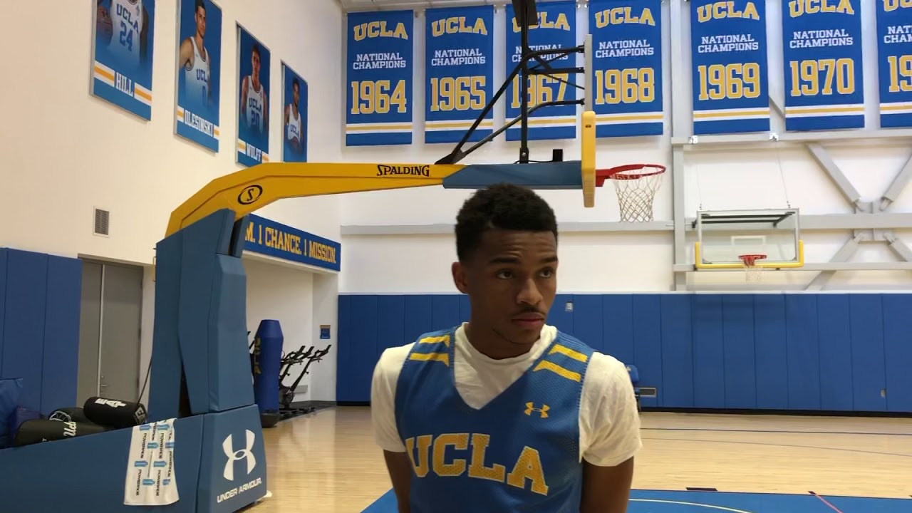 separation shoes b912a 8ca39 VIDEO: Jaylen Hands on How UCLA Can Improve vs. Arizona Schools