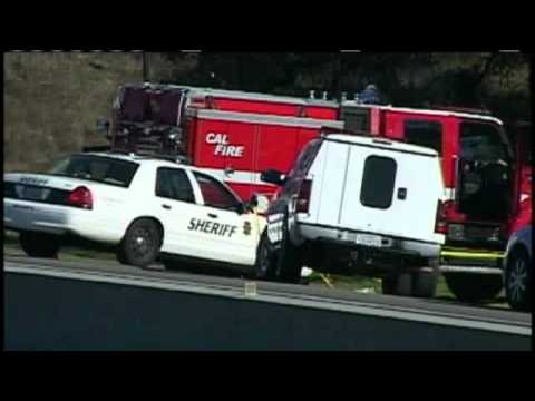 2 Bodies Found Inside Torched Vehicle On Pacheco Pass