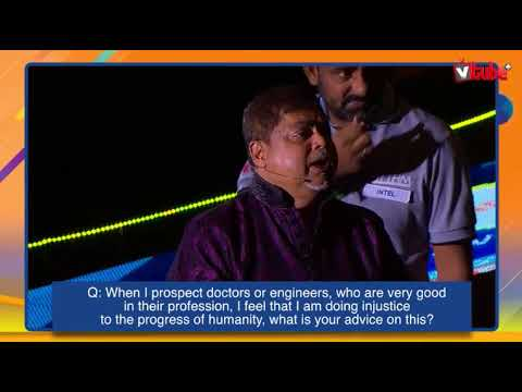 Dato Sri Vijay Eswaran On Prospecting Professionals   VCON 2018 Q&A