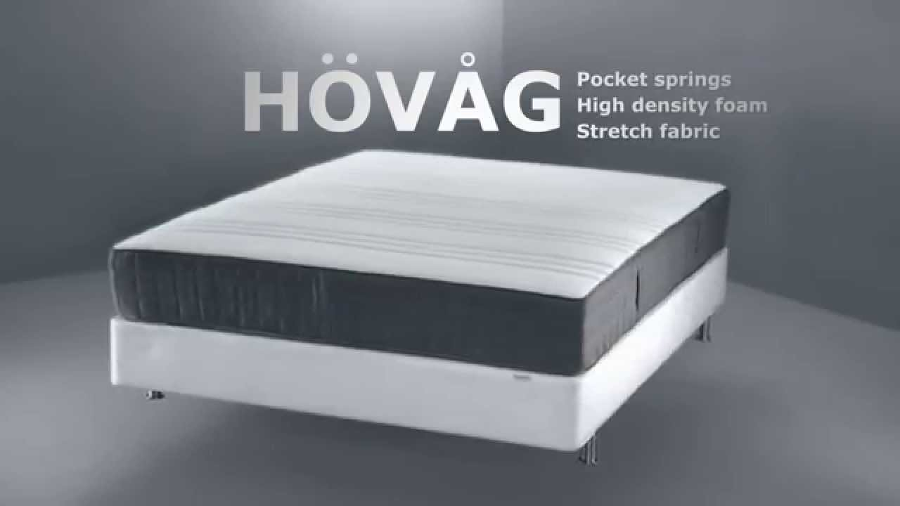 Hovag Mattress Ikea New Quality Mattress With All Round Support 2014