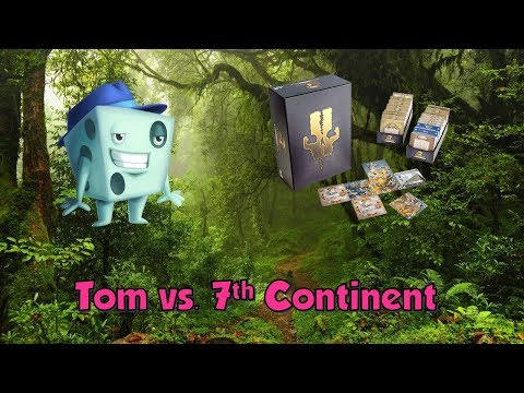 LIVE!  Tom vs. 7th Continent (SPOILERS)