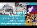 2014 Disney Cruise Line Vlog (The Disney Magic)