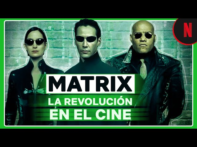 Cómo Matrix cambió el cine de ciencia ficción - YouTube