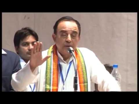 Dr Subramanian Swamy speech at Janata Party National Council