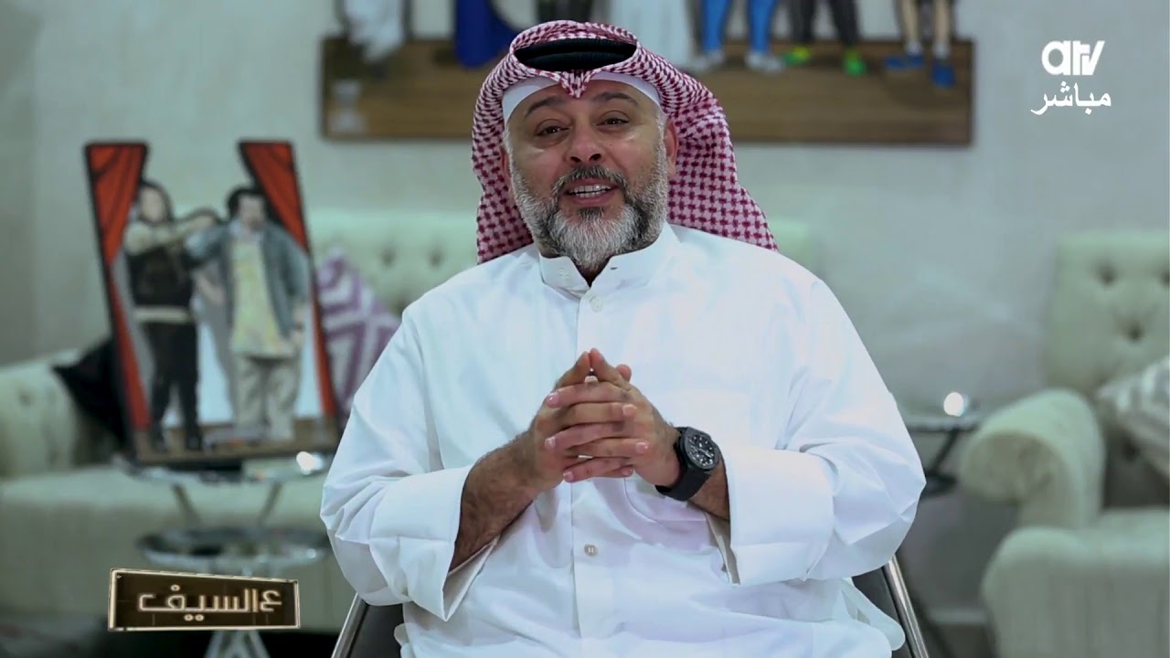 شاهد ماذا قال حسن البلام عن دور زهرة عرفات في مسلسل حبيبي حياتي #1