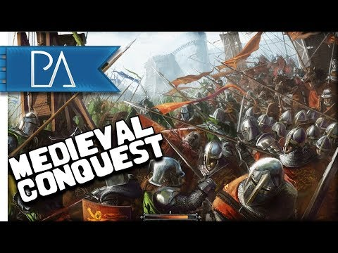 MEDIEVAL CONQUEST: Scotland the Brave - Medieval: Kingdom Wars - Campaign Gameplay