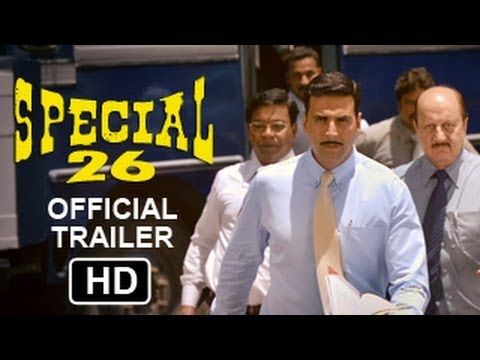 Download Special Chabbis - OFFICIAL HD Trailer 2013 | Akshay Kumar | Manoj Bajpayee | Anupam Kher