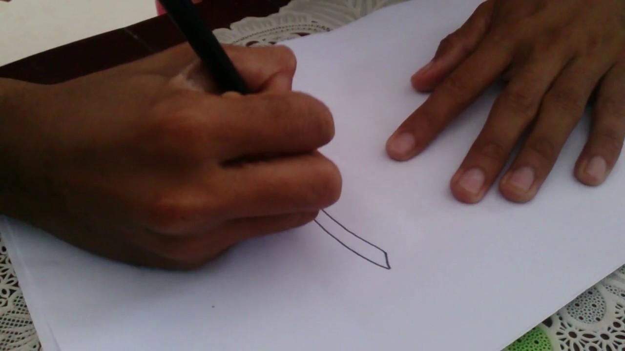 Cara Menggambar Kaligrafi Lafadzالله Youtube