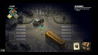 Dead World Heroes (by Goto Labs) - action game for android - gameplay.