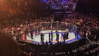 UFC 234 - Israel Adesanya vs Anderson Silva Introduction