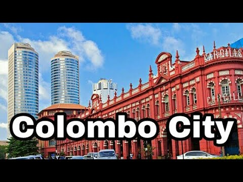 Colombo City l Short Video Of Capital of Sri Lanka